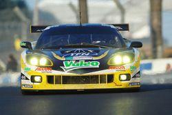 #72 Luc Alphand Aventures Corvette C6.R: Jérôme Policand, Patrice Goueslard
