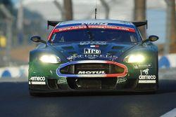 #006 Aston Martin Racing Larbre Aston Martin DBR9: Gregor Fisken, Patrick Bornhauser, Roland Bervill