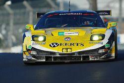 #73 Luc Alphand Aventures Corvette C5.R: Jean-Luc Blanchemain, Vincent Vosse, Didier André, #73 Luc