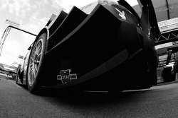Detail of the Audi Sport Team Phoenix Audi A4 DTM of Christian Abt