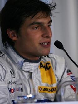 Qualifying press conference: pole winner Bruno Spengler