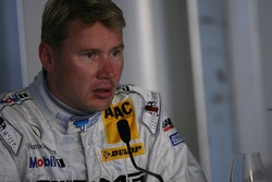 Qualifying press conference: Mika Hakkinen