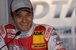 Qualifying press conference: Timo Scheider