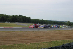 The field lines up for the start