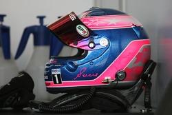 Helmet of Susie Stoddart
