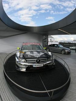 AMG Mercedes C-Klasse DTM car on display