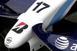 Williams F1 Team ön kanat
