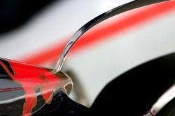 Scuderia Toro Rosso ön kanat detay