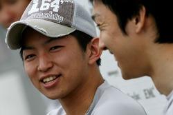 Kohei Hirate, Test Driver, Toyota F1 Team