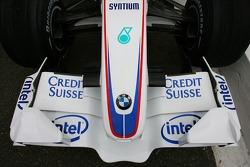 BMW Sauber F1 Team, F1.07
