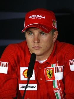Kimi Raikkonen , Scuderia Ferrari
