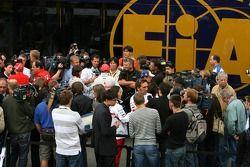 interviews after basın toplantısı
