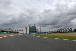 Magny-Cours track walk