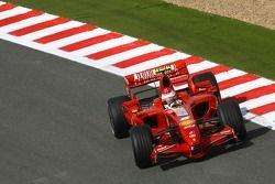 Кими Райкконен, Scuderia Ferrari, F2007