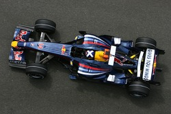 David Coulthard, Red Bull Racing, RB3