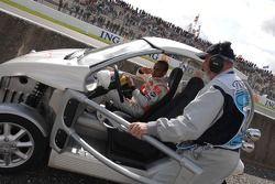 Technical problems ve McLaren, Lewis Hamilton, McLaren Mercedes