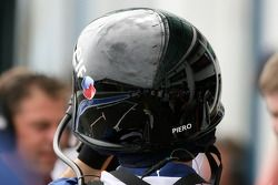 Renault F1 Team, yakıt alıyor hemlet