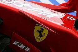 Scuderia Ferrari, F2007, detay