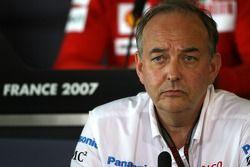 John Howett, Toyota Racing, Başkanı TMG