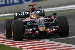 Витантонио Льюцци, Scuderia Toro Rosso, STR02