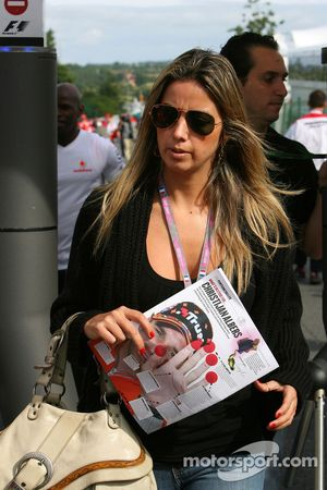 Rafaela Bassi, Girl Friend, kız arkadaşı, Felipe Massa