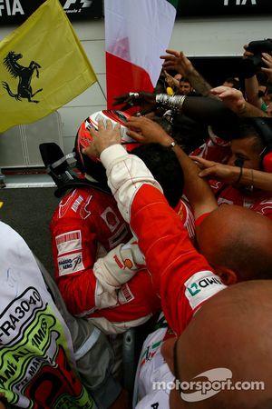 Kazanan, 3.Kimi Raikkonen, Scuderia Ferrari