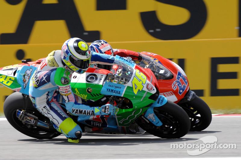 2007 : Valentino Rossi (Fiat Yamaha Team)