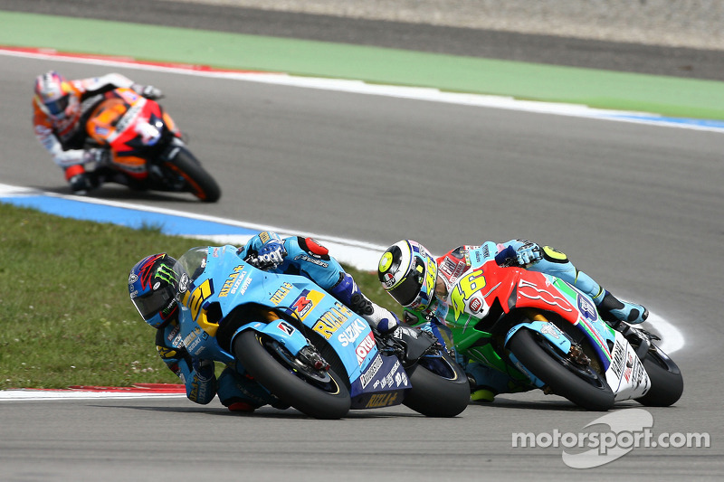 2007 - GP des Pays-Bas (de 11e à 1er)
