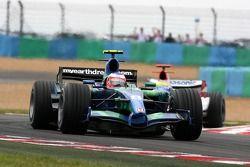 Rubens Barrichello, Honda Racing F1 Team, RA107, Ralf Schumacher, Toyota Racing, TF107