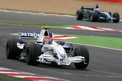 Robert Kubica, BMW Sauber F1 Team, F3.07, Jenson Button, Honda Racing F1 Team, RA107