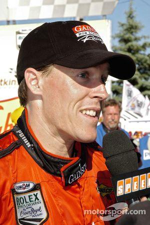 Alex Gurney with interviews on Speed