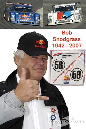 Un hommage au grand Bob Snodgrass