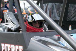 Aaron Pierce, prêt à rouler