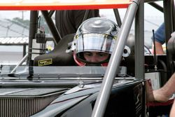 Bobby East, prêt à rouler