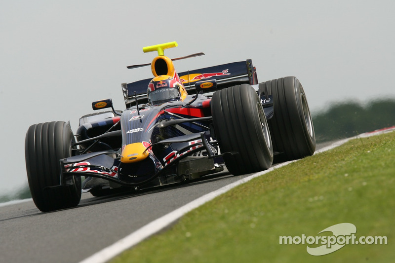 2007: Red Bull Racing RB3