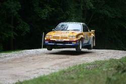 Russell Brookes, Opel Manta 400 1985