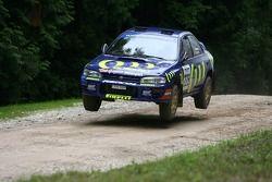 Ian Gwynne, Subaru Impreza WRC 1995