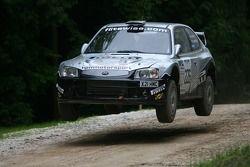 Marcus Dodd, Hyundai Accent WRC Evo 3.5 2003