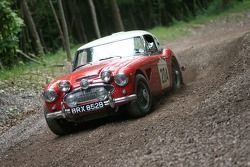 Sean Lockyear, Austin Healey 3000 Mk3 1964