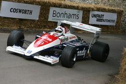 Alastair Davidson, Toleman Hart TG184 1984