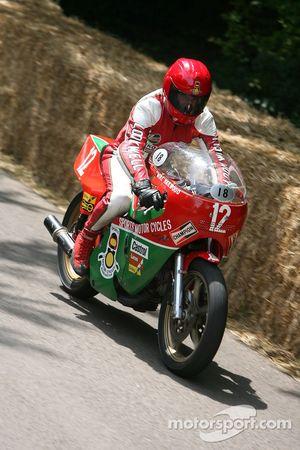 Steve Wynne, Ducati 900 SS TT 1978