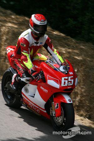 Barrie Baxter, Ducati Desmosedici GP5 2005