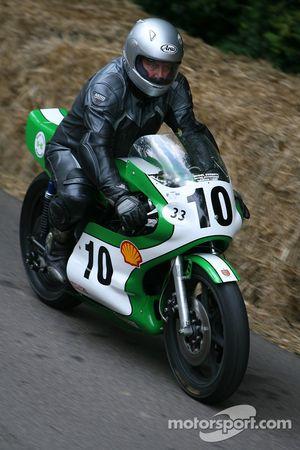 Chris Wilson, Kawasaki KR750 1975