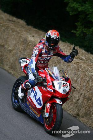 Neil Hodgson, Ducati 999R 2003