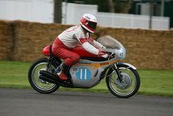 Bob Heath, Honda RC173 1966