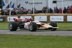 Emerson Fittipaldi, Lotus Cosworth 49B 1968