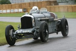 Hans Wurl, Bentley 6 Speed Old Number 1 1929