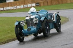 Mark Piercy, MG C-Type Montlhery 1931