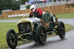 Ken Pritchard-Jones, Wolseley-Siddeley Coppa Florio 1907
