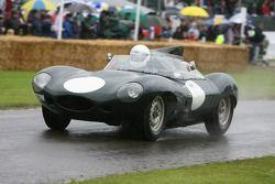 John Sawyer, Jaguar D-Type Long Nose 1956